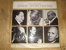 33 tours festival des grands chefs d'orchestre