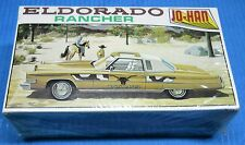 JoHan 1976 Cadillac Eldorado Rancher-1/25 Scale Car Kit -Factory Sealed Box