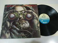 "Jethro Tull Stormwatch Spain Edition 1979 - LP Vinyl 12 "" G + Chrysalis"