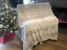 Catherine Lansfield Luxury Large Faux Fur Cosy Wolf Throw - 150 x 200cm