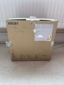 Ikea Kroby Hanging Pendant Light.Hanging Lamp.Lampshade.Ceiling Lighting.New,box