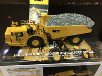 1/50 Caterpillar Cat AD60 Underground Articulated Truck Diecast Masters #85516