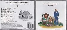 CD 12T AMERICA HISTORY AMERICA'S GREATEST HITS BEST OF 1987 TBE