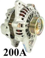 FOR 97-02 For Mitsubishi Mirage & 02-03 Lancer High Output 200 Amp HD Alternator