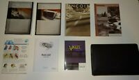 2003 LINCOLN AVIATOR OWNERS MANUAL GUIDE BOOK SET WITH CASE OEM