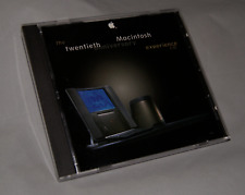 Rare collectible Apple The 20th Anniversary Macintosh Experience CD Vintage OPEN