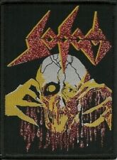 SODOM - Obsessed By Cruelty - Woven Patch / Aufnäher
