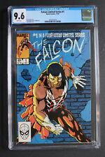 FALCON Limited Series #1 1st Solo Title MCU TV 1983 Nemesis Redwing CGC NM+ 9.6