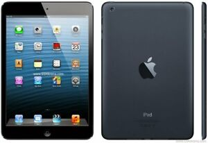 Apple iPad mini 4 - 128GB - Space Grey - WiFi/Cellular (Unlocked)