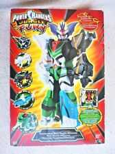 Power Rangers Jungle Fury: Transforming Beast Master Megazord. Brand New, Os!
