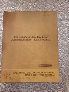 Heathkit GD-47 Manual, 5-Channel Digital Proportional Radio Control System