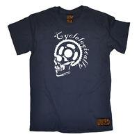 Cycling T-Shirt Funny Novelty Mens tee TShirt - Cyclelogically