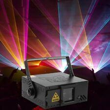 Animation Laserlicht Lasereffekte Bühnenlicht 30W DMX Show Club Disco Dekor Lamp