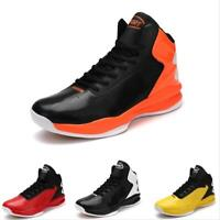 Casuals Shoes Men Basketball Sneaker High Top Sport Trail Athletic Breathable Sz