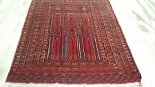 Antique old Turkmen 100 %  Wool