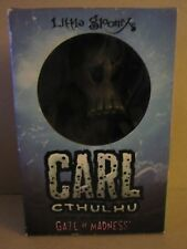 Little Gloomy's Carl Cthulhu Vinyl Toy with Electronic Gaze of Madness Unopened