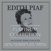 EDITH PIAF - PLATINUM COLLECTION  3 CD NEU