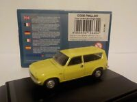Austin Allegro Estate - Lime Green, Oxford Diecast 1/76 New Dublo, Railway Scale
