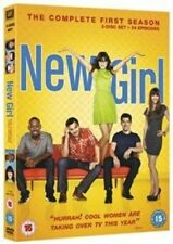 NEW GIRL COMPLETE FIRST SEASON SERIES ONE (1) R2 DVD ZOOEY DESCHANEL NEW/SEALED