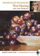 Watercolor Techniques: Wet Glazing With Jean Pederson [DVD]