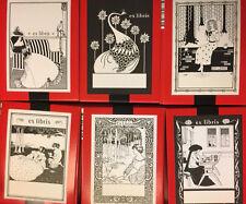 EXLIBRIS 12 Schachteln 6 motive Frauen / 12 Boxes Women 50 Universal BOOKPLATES