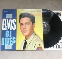 Elvis Presley - GI Blues - VInyl LP - RCA LSP-2256 - Excel