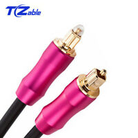 Toslink Digital Cable Optical Fiber Audio Cable Adapter for TV Blueray PS3 XBOX