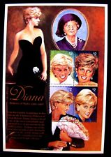 DIANA PRINCESS OF WALES 1961-1997 (SEE ITEM DESCRIPTION)