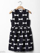 Kate Spade NY Gap designer DRESS blue party holiday girls designer size S 6 7