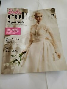 Barbie Collector Magazine Grace Kelly The Bride Barbie Fall 2011