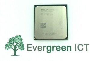 AMD A4-6300 AD63000KA23HL Socket FM2 3.7Ghz Dual Core