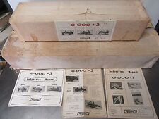 G Doo x 2 + 3 Vintage Air Boat Swamp Boat, Car, Pontoon, Snow mobile, RARE KIT