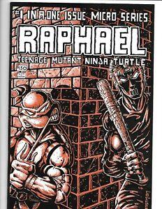 Raphael #1 (1985) 1st Printing