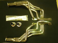 HOLDEN HK - HT - HG WITH CHEV ENGINE STAINLESS STEEL EXTRACTORS  HEADERS (095)
