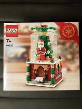 Lego® 40223 Schneekugel Weihnachten 2016 Limited Edition