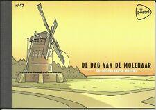 PRESTIGEBOEKJE 47 - PR47 - NEDERLAND 2013 - DAG VAN DE MOLENAAR - WINDMILL