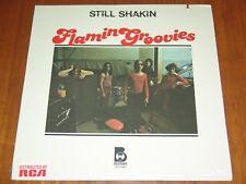 FLAMIN GROOVIES - STILL SHAKIN - 1976 STILL FACTORY SEALED LP ! ! ! !