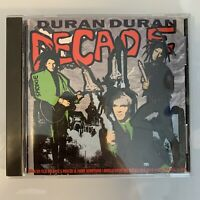 Duran Duran Decade CD Record Club Version