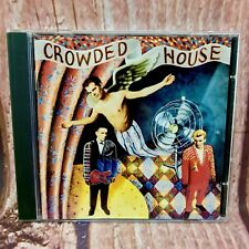 Crowded House Crowded House CD album (CDLP) UK CDP7466932 CAPITOL 1987 music