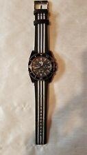 Adidas Stockholm Mens Analog Quartz Watch with Nylon Bracelet ADH2664 - EUC