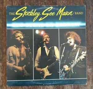 (STOCKLEY,SEE, MASON BAND-Beg Steal or Borrow)-Ariel/Country Radio/Dingoes-I0-LP