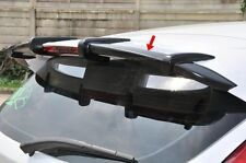 Fit Ford Fiesta 2010-2014 5dr Hatchback ABS Cover Spoiler Trim Unpainted