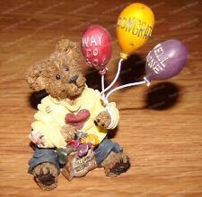 Goodfer U Bear.Way to Go (Boyds & Friends Bearstone, 227729) 1999