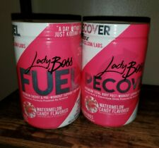 New ListingNew Lady Boss Fuel & Recover Watermelon �Energy Pre-workout, Exp 2021 Free Ship