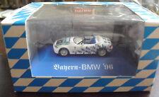 Herpa HO 1/87 1996 Bayern Edition Technik aus Bayern BMW Convertible Car NIP