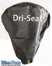 Black Waterproof Dri Seat Bicycle Bike cycle Seat Saddle Cover UK STOCK