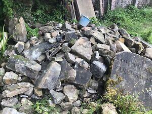 Random Mixed Yorkshire Stone Garden Dry Stone Walling