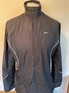 Womens Nike Lightweight Shell Running Jacket Size XL 16-18 Ladies