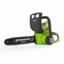 "Greenworks G-MAX 12"" 40V Cordless Chainsaw Tool Only - 20292"