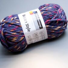 Schachenmayr Boston Style 549 lila meliert 50g Wolle (7.00 EUR pro 100 g)